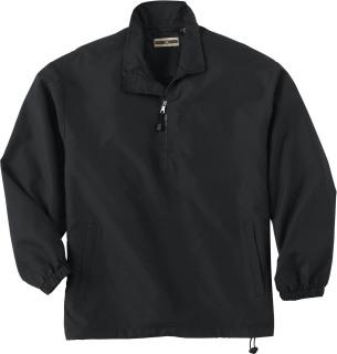 88044 Men's M•I•C•R•O Plus Half-Zip Windshirt With Teflon-