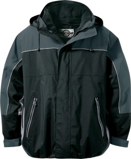 Men's Techno Performance 3-In-1 Seam Sealed Mid-Length Jacket-