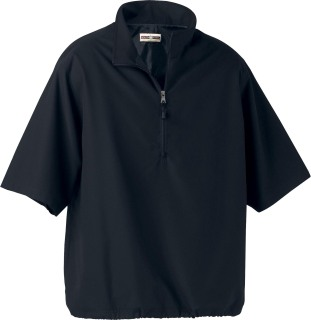 Men's M•I•C•R•O Plus Short Sleeve Windshirt With Teflon-Ash City