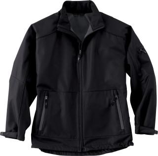 Men's Performance Mid-Length Soft Shell Jacket-