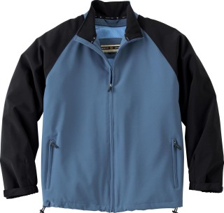 Men's Mid Length Performance Stretch Jacket-