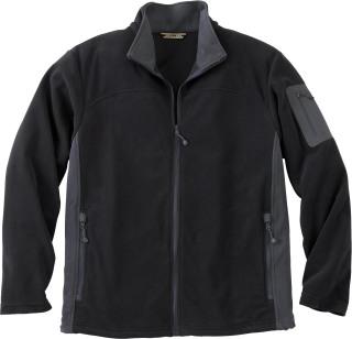 Men's Full-Zip Microfleece Jacket-Ash City