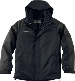 Men's Techno Performance™ 3-In-1 Seam-Sealed Reflective Jacket-