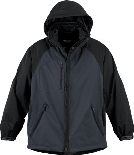 Men's Performance 3-In-1 Seam-Sealed Mid-Length Jacket-