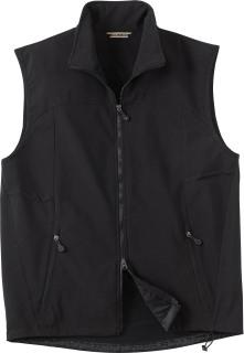 Men's Soft Shell Performance Vest-