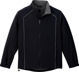 Men's Lightweight Soft Shell Jacket-Ash City