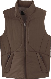 Men's Polyester Ripstop Insulated Vest-