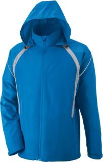 Sirius Men's Lightweight Jacket With Embossed Print-
