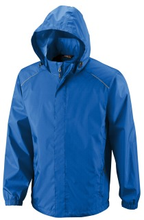 Climate Core365™ Men's Seam-Sealed Lightweight Variegated Ripstop Jacket-