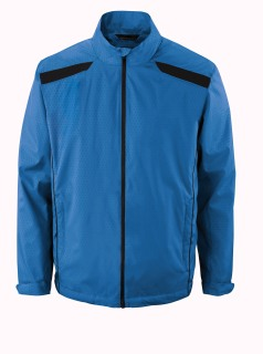 Tempo Jacket Men's Lightweight Recycled Polyester Jacket With Embossed Print-