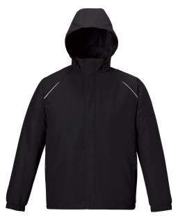88189T New Brisk Core 365tm Men's Insulated Jackets-Ash City