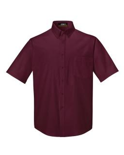 88194 New Optimum Core 365tm Men's Short Sleeve Twill Shirts-Ash City