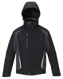 New Height Men's 3-In-1 Jackets With Insulated Liner-