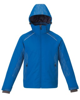 New Linear Men's Insulated Jackets With Print-