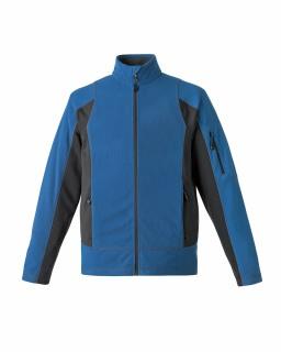 New Generate Men's Textured Fleece Jackets-