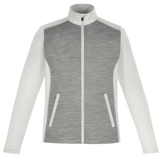 New Shuffle Men's performance Melange Interlock Jackets-