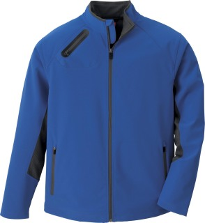 88621 Men's 3-Layer Soft Shell Jacket-