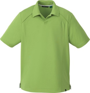 Men's Recycled Polyester Performance Pique Polo-