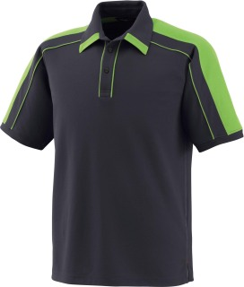 Men's Performance Polyester Pique Polo-