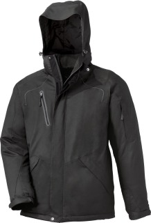 Men's Sherpa Fleece Lined Seam-Sealed Jacket-