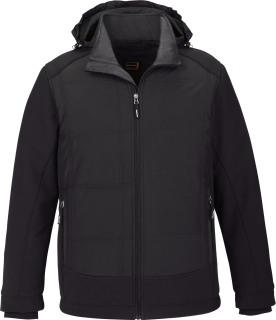 Neo Men's Insulated Hybrid Soft Shell Jackets-