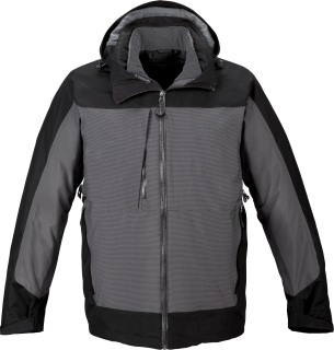 Alta Men's 3-In-1 Seam-Sealed Jacket With Insulated Liner-