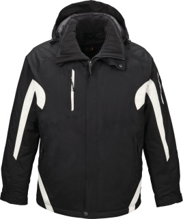 Apex Men's Insulated Seam-Sealed Jacket-