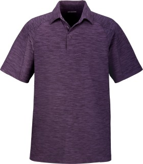 Barcode Men's Performance Stretch Polo-