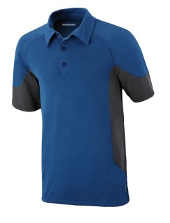 Refresh Men's Cool.Logik™ Performance Melange Jersey Polo-