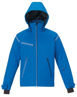 New Ventilate Men's Seam-Sealed Insulated Jacket-Ash City