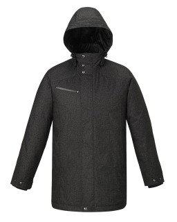 New Enroute Men's Textured Insulated Jackets With Heat Reflect Technology-