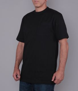 Men's S/S Crew Neck Pocket Tee
