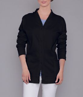 Ladies 6 Button/2 Pocket Cardigan