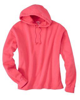10 Oz., 80/20 Fleece Boxy Pullover Hood