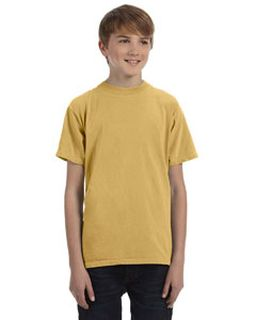 5.6 Oz. Pigment-Dyed & Direct-Dyed Ringspun Pocket T-Shirt