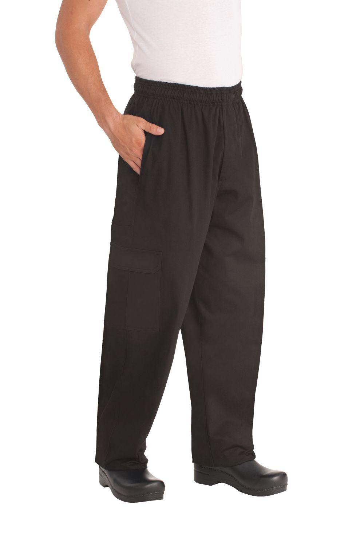 Black J54 Cargo Pant