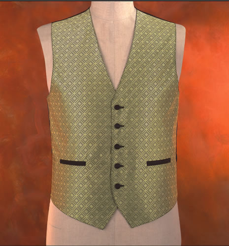Marquis, Fullback Vest-Fabian Couture Group International