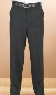 Polyester Plain Comfort Waist Pant-Fabian Couture Group International