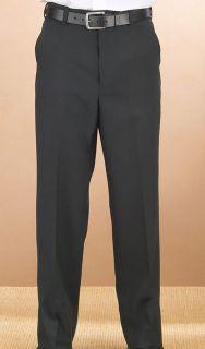 Polyester Plain Comfort Waist Pant