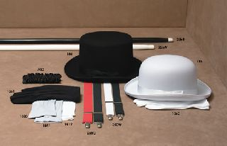 Clip suspender-Fabian Couture Group International
