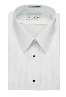 Ladies Rental Quality Pintuck Laydown-Fabian Couture Group International