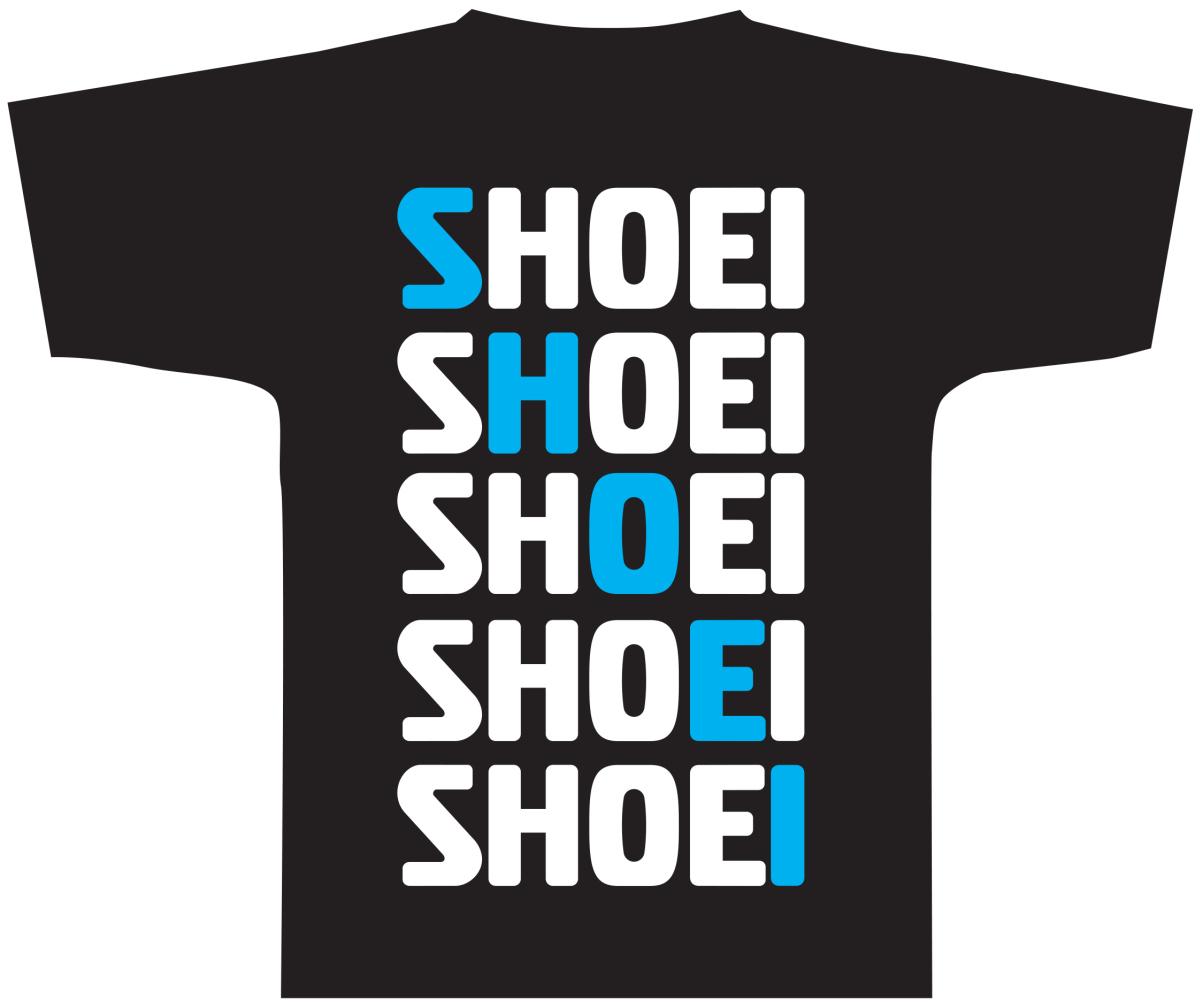 Shoei Diagonal Tee