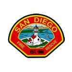 San Diego Fire Department Uniforms