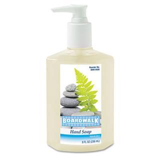 BoaRedwalk® Liquid Hand Soap, Soap, Liquid, 8oz, We