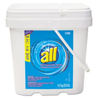 All® All-Purpose Powder Detergent, Detergent, All Mp Pwdr, Wh-LaGasse Sweet Janitorial