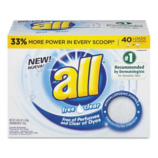 All® All-Purpose Powder Detergent, Detergent, All Fc Lndry-LaGasse Sweet Janitorial