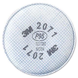 3m 2000 Series Filter 2071, Filter, P95 Prtclt Filter