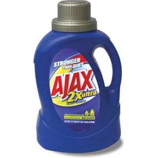 Ajax® 2xultra Liquid Detergent, H-D Lndry Liq, 50oz-LaGasse Sweet Janitorial
