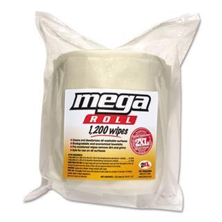 2xl Mega Roll Wipes Refill, Wipes, Refill, Megaroll