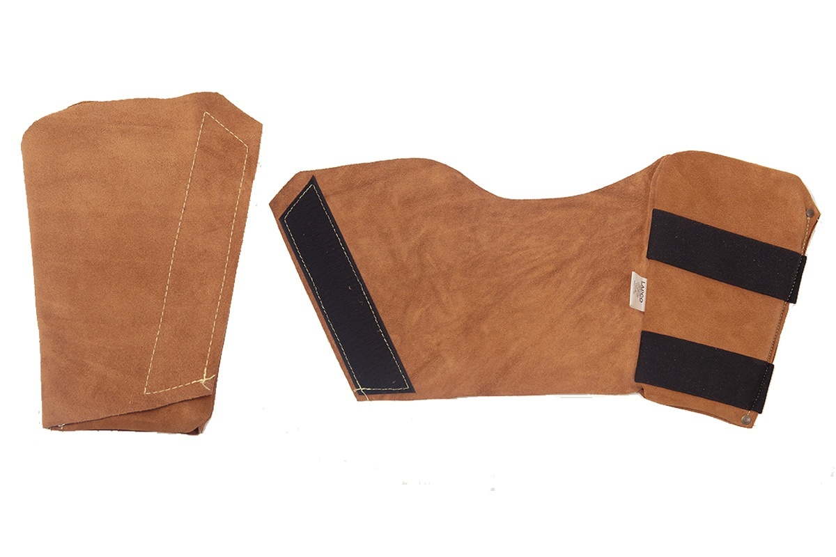 Welding Arm Pads | Leather